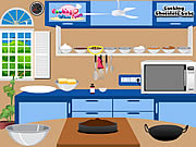 Play Cooking Chocolate Cake