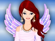 Play Cute angel dress up
