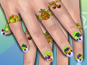Play Fruit Nails