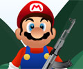 Play Mario Shooting Enemies