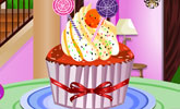 Play Baked Cup Cake