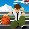 Play Ben10 Basketball