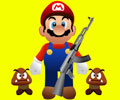 Play Mario Shooting Enemy 2