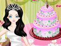 Play Perfect Wedding Cake Decoration