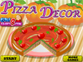 Play Pizza Decor