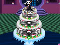 Play Monster High Wedding Cake