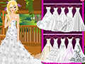 Play Beautiful Wedding Dressup