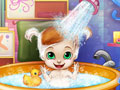 Play Baby Bedtime Bath