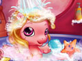 Play Baby Pony Bath