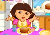 Play Dora s Breakfast