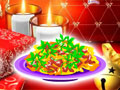 Play Red Christmas Pasta
