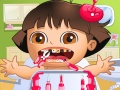 Play Baby Dora Tooth Problems