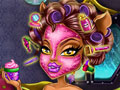 Play Clawdeen Wolf Real Makeover