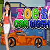 Play Zoe Car Wash