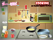 Play Cooking Jam Pancakes Flamed With Kirsch