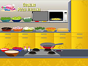 Play Cooking Pizza Italiana