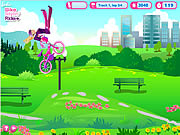 Play Barbie Bike Stylin