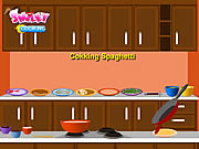 Play Cooking Spaghetti
