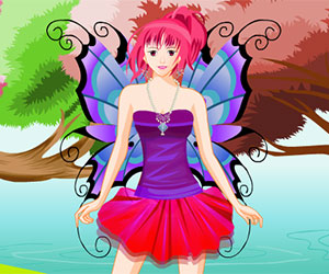 Play Charming Spring Fairy