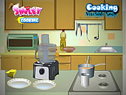 Play Cooking Vegetable Soup